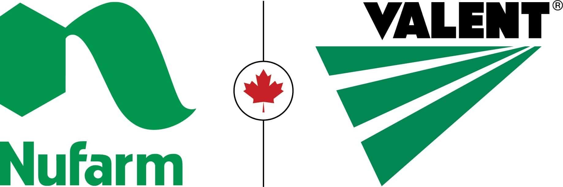 NuFarm Valent logo