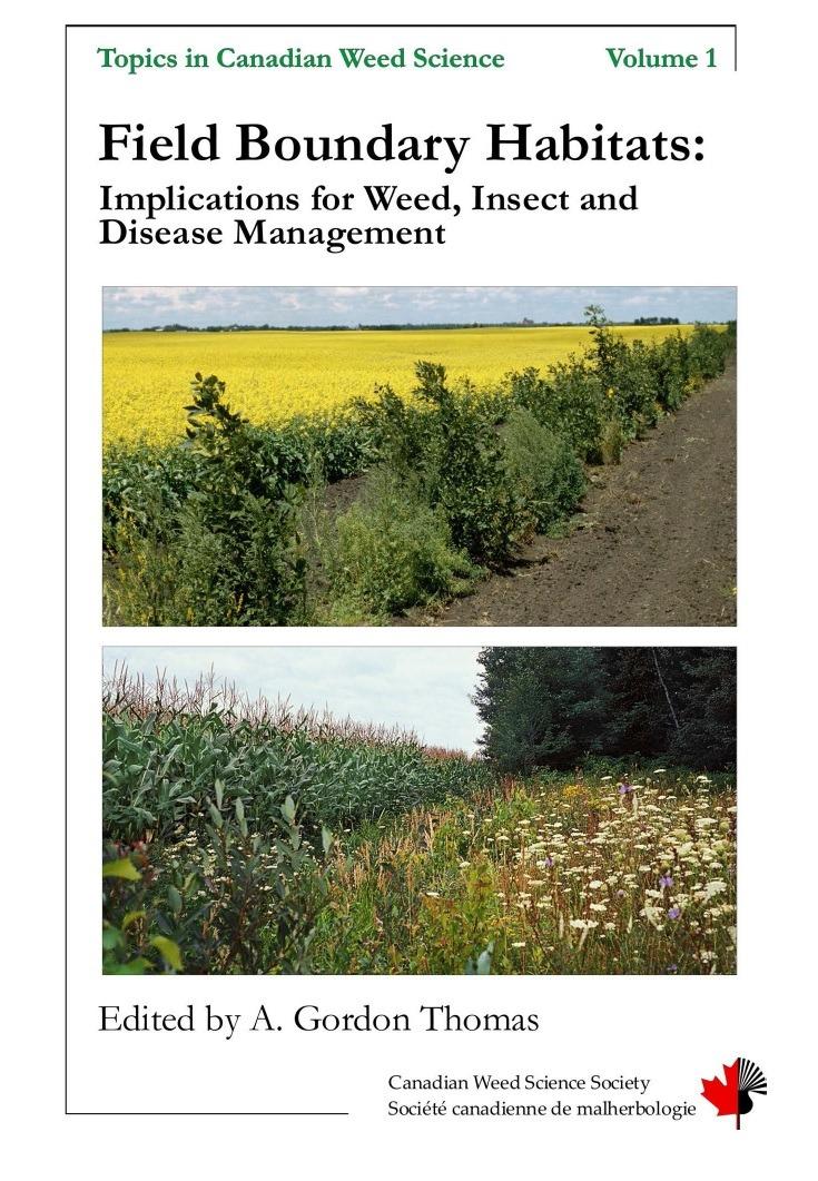 Volume 1: Field Boundary Habitats